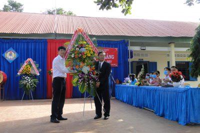 Trường THCS Nguyễn Huệ long trọng tổ chức lễ khai giảng năm học 2020-2021