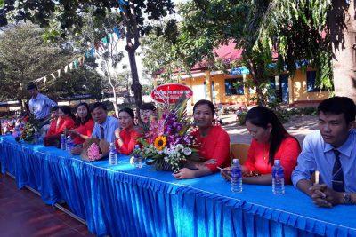 Trường THCS Nguyễn Huệ-kỷ niệm 36 năm ngày (20/11/1982-20/11-2018)