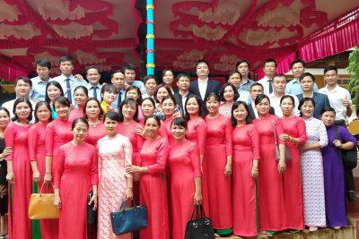 Trường THCS Nguyễn Huệ – Một số hình ảnh ngày khai giảng năm học 2019-2020