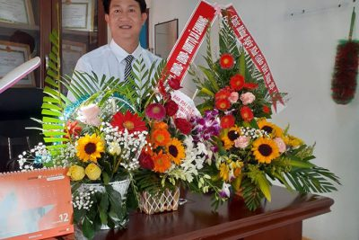 Trường THCS Nguyễn Huệ tọa đàm 37 năm ngày  nhà giáo việt nam 20/11
