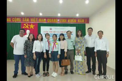 Sở GD-ĐT Đắk Lắk với cuộc thi viết và thuyết trình tuyên truyền ATGT năm 2020