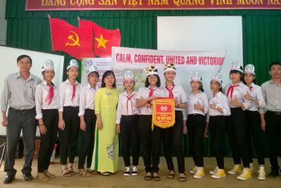 Hội thi tài năng tiếng anh năm học 2018-2019