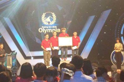 Phan Tiến Tùng học sinh trường THPT chuyên Nguyễn Du vào vòng chung kết cuộc thi Đường lên đỉnh Olympia.
